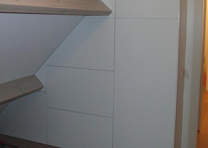 Houtwerk Aalsmeer Inbouwkasten