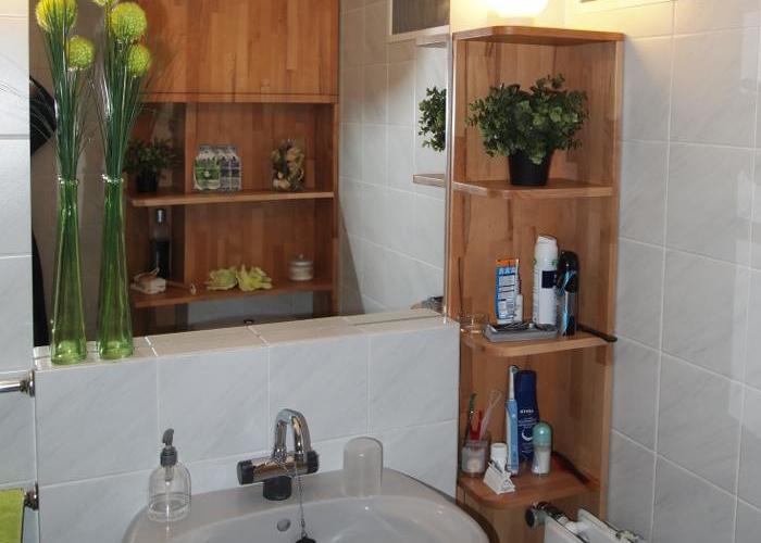 Houtwerk Aalsmeer badkamer meubels